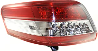 Tail Light for TOYOTA CAMRY 2010-2011 LH Outer Assembly USA Built