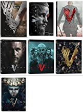 Vikings - Complete Series Seasons 1-5 DVD Collection (Includes newest Season 5 Part 2)