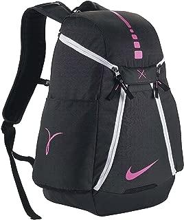 Nike Hoops Elite Max Air Team 2.0 Basketball Backpack Anthracite/Black/Pinkfire II Size One Size