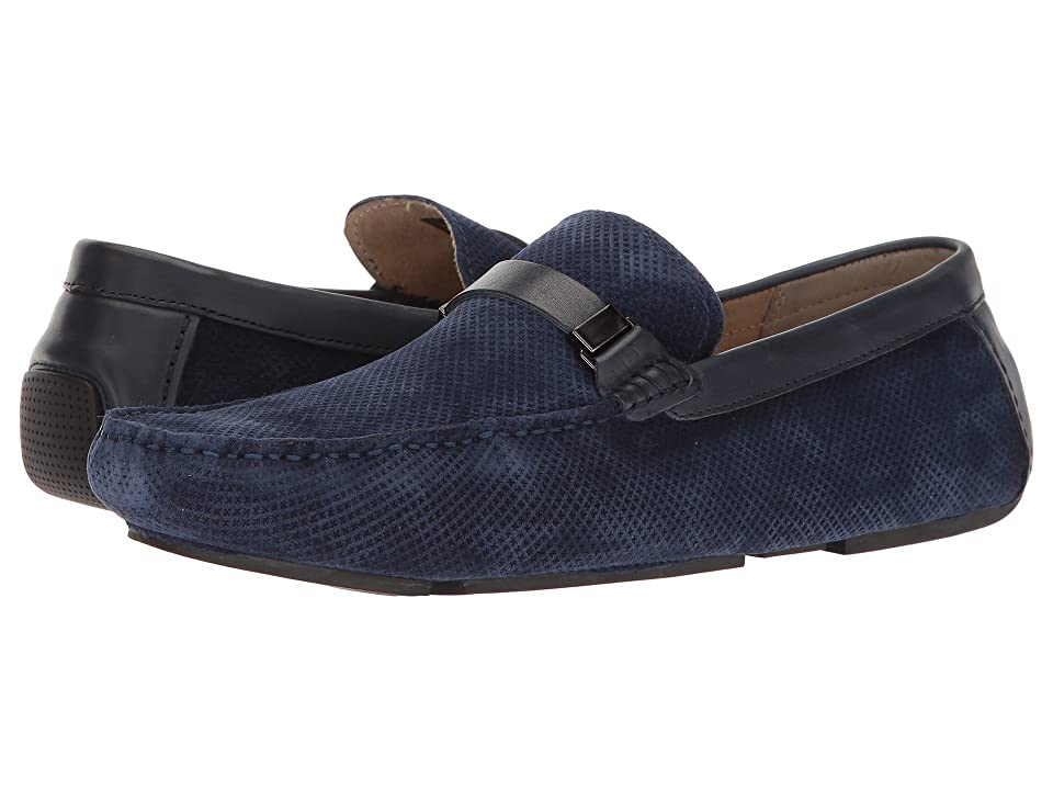 Kenneth Cole Reaction Herd The Word (Navy) Men