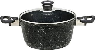 Wok in acciaio INOX e carbonio colore: Nero 28 cm GSW Avanti 166706