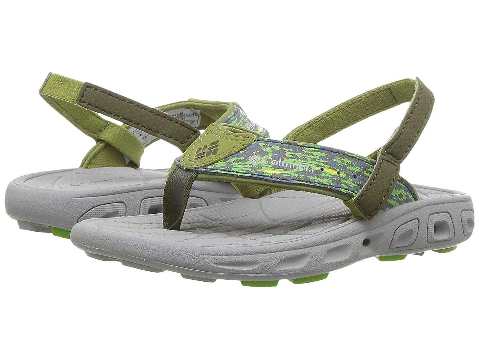 Columbia Kids Techsun Flip (Toddler/Little Kid)Comfortable and distinctive shoes