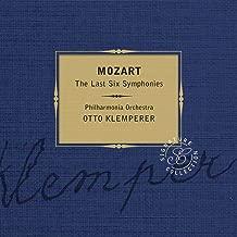 Mozart The Last Six Symphonies