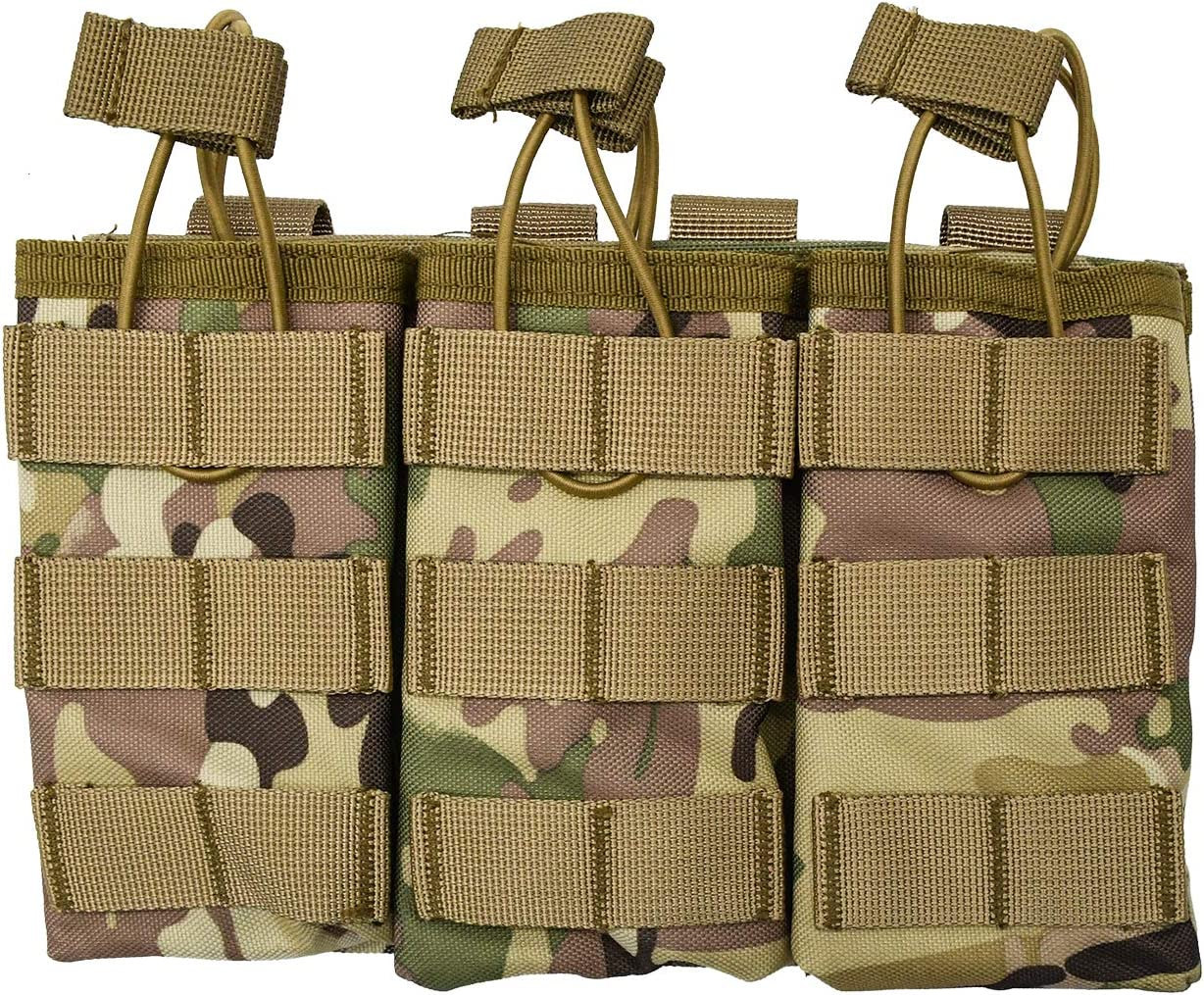 Magazine Pouch LETUZI New item Popular standard Open-Top Mag Tactical Holder Molle