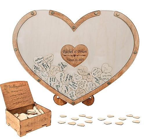 lowest Heart Drop Guest Book, popular Wedding Guest Book Alternative, Heart Frame Wedding Guest Book, online sale Guest Book Sign, Rustic Wedding Decor, Wooden Drop Box outlet sale