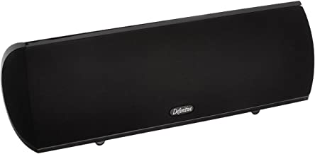 Definitive Technology Procenter 1000 Compact Center Speaker (Single, Black)