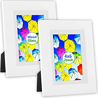 Best white picture frame 4x6 Reviews