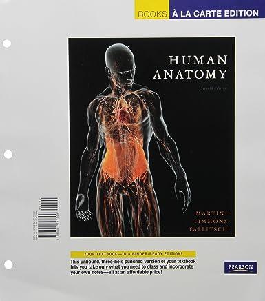 Human Anatomy + Mastering AP: Books a La Carte Edition