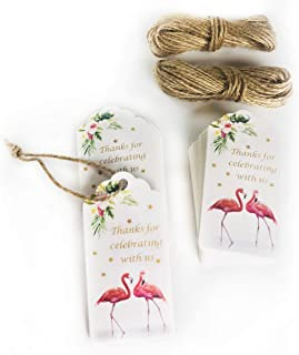 Best flamingo gift tags Reviews