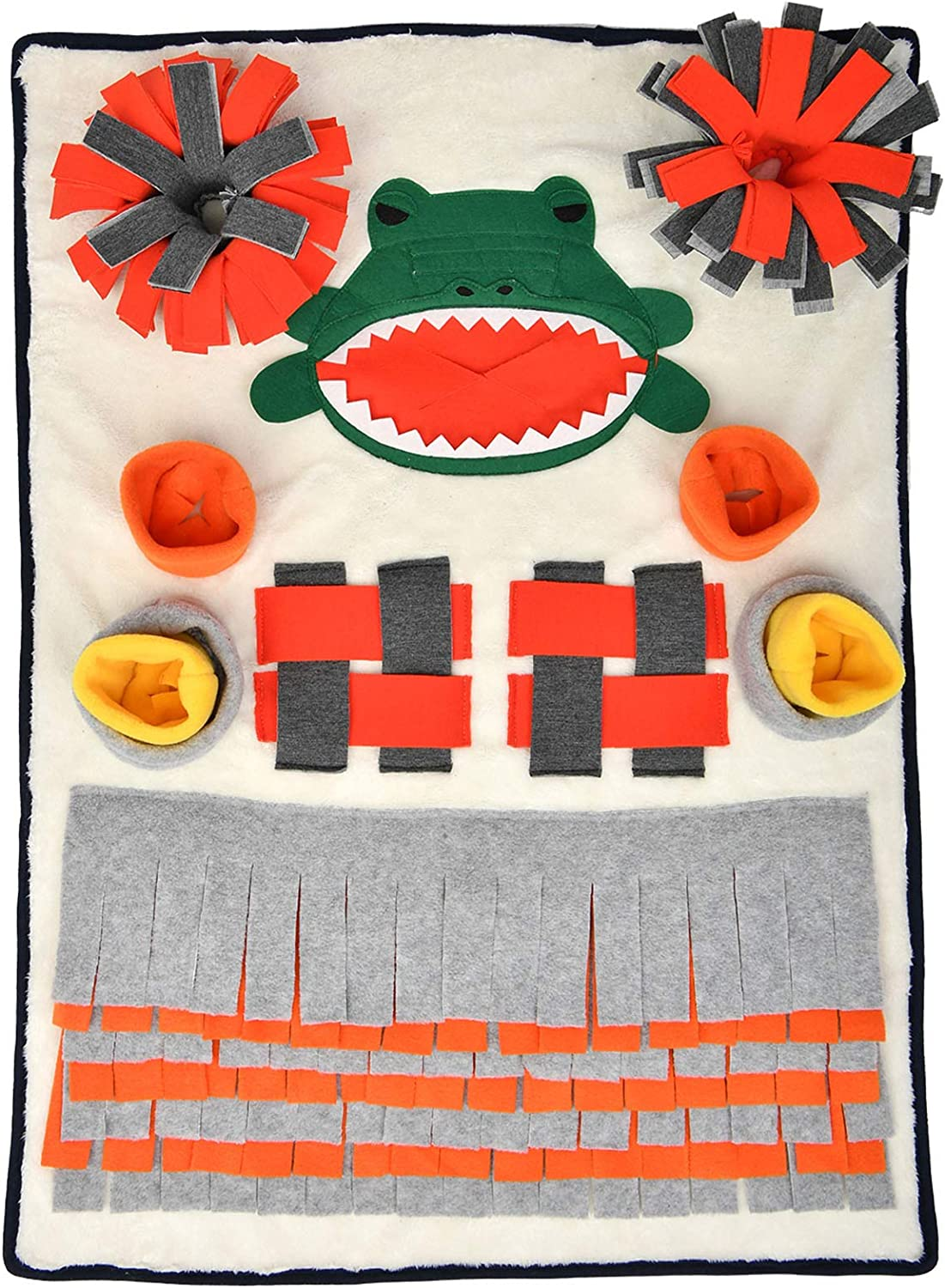 Puppia Nosework Interactive Feeding Snuffle - NEW before selling ☆ Ac Max 45% OFF Mat Puzzle Play