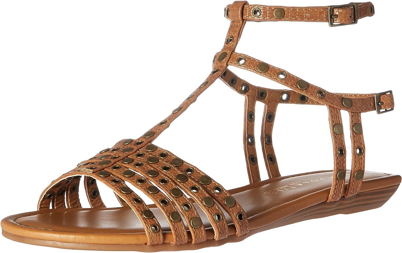 Very Volatile Womens Emminence Flat Sandal