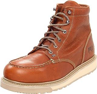 Timberland PRO添柏岚 男士Barstow坡跟靴
