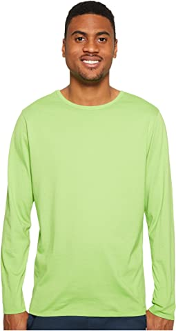 Long Sleeve Jersey Shirt - Reversible Front/Back