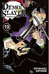 Demon Slayer T13 Format Kindle