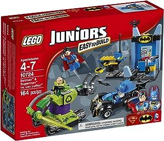 LEGO Juniors Batman & Superman vs. Lex Luthor 10724