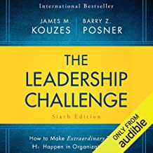 Best the leadership challenge 6th edition audiobook Reviews