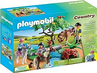 PLAYMOBIL 5685 Country Horseback Ride,Multi