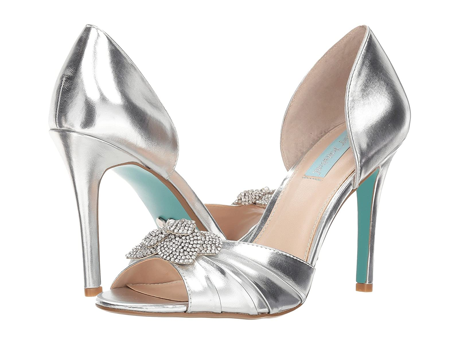 Blue by Betsey Johnson BriarAtmospheric grades have affordable shoes