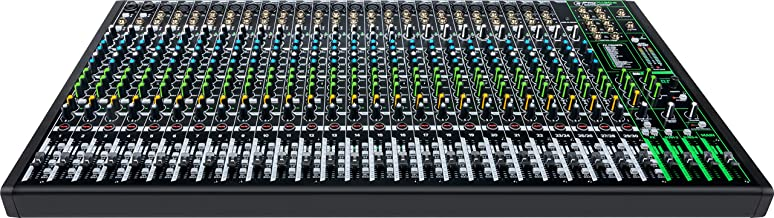 Mackie ProFXv3 Series, 30-Channel Professional Effects Mixer with USB, Onyx Mic Preamps and GigFX effects engine - Unpowered (ProFX30v3)