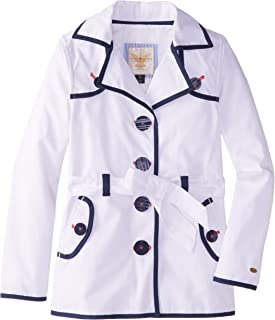 Tommy Hilfiger Girls' Trench Coat