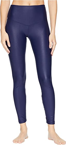 Metallic Core Full Length Tights