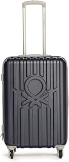 United Colors of Benetton Big Knot ABS 70 cms Navy Hardsided Check-in Luggage (0IP6MY28HL01I)
