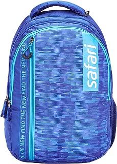 SAFARI 28.5 Ltrs Blue Laptop Backpack (BUZZER19CBBLU)