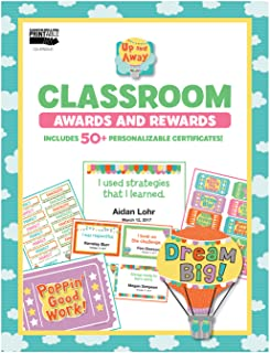 Carson Dellosa | Up and Away Awards and Rewards | Printable
