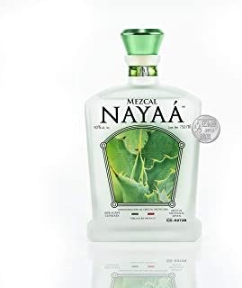 Mezcal Artesanal Nayaá Cupreata 750 ml