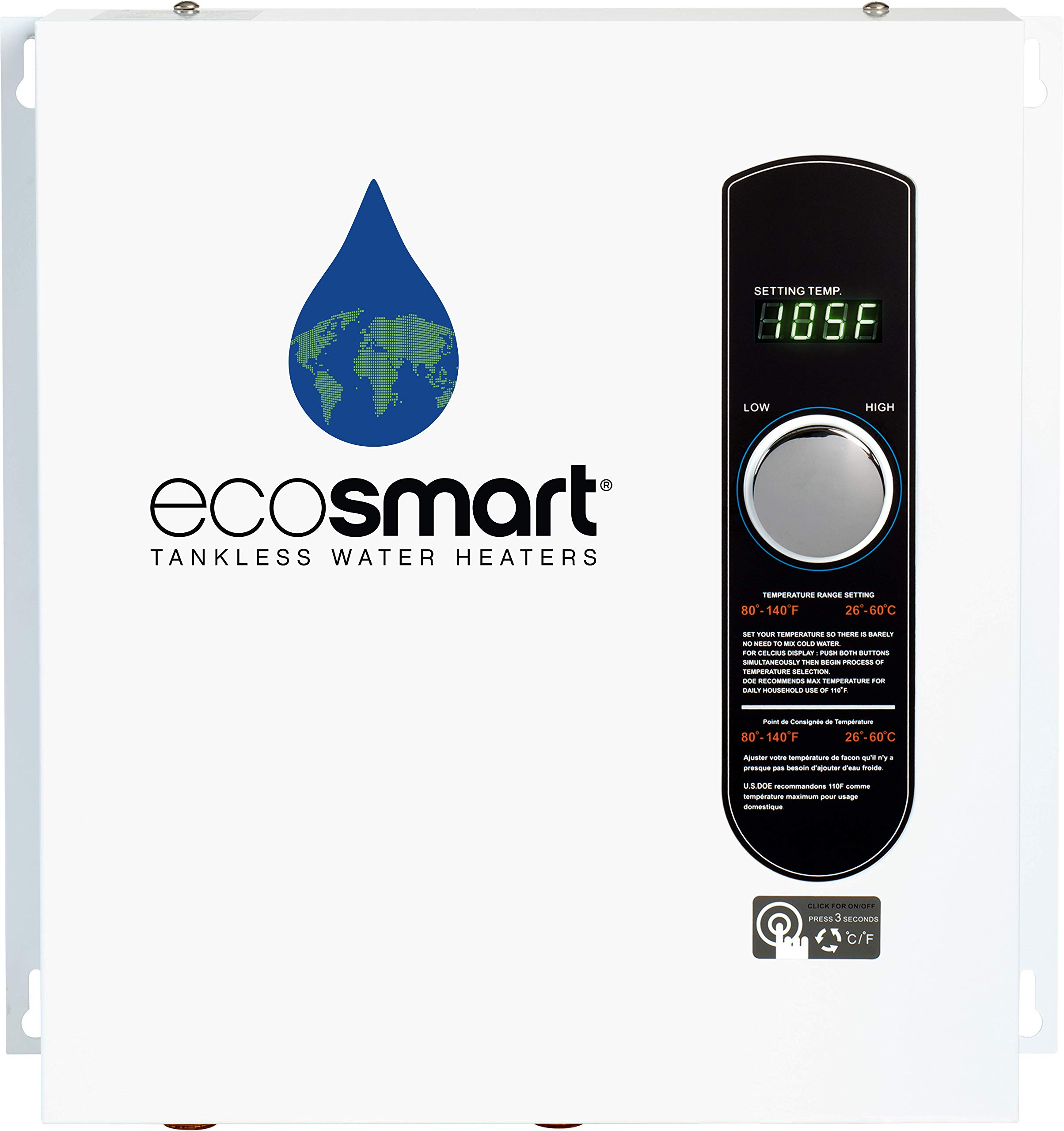 EcoSmart ECO 27 Modulating Technology