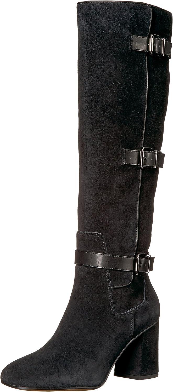 Franco Sarto Womens Knoll Knee High Boot