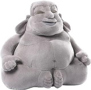 GUND Huggy Buddha Gray Plush, 11 inches