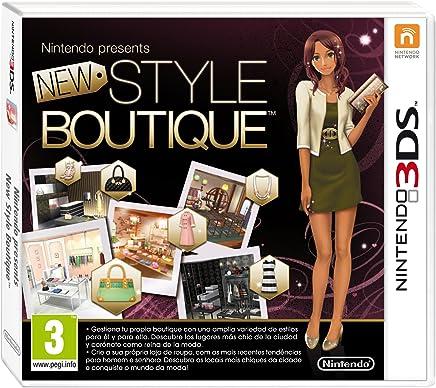 Amazon Boutique 2dsVideojuegos esNew Style 3 Y Nintendo 3ds kOuwPXTiZ