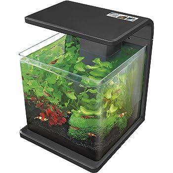 Hailea E15 Complete Set Nano Shrimps Aquarium Set Eco Led Aquarium Aquascaping Amazon De Pet Supplies