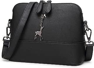 SiMYEER Stylish Crossbody Bags Shoulder Bag Purses for Women Small Ladies Handbags Messenger Bags
