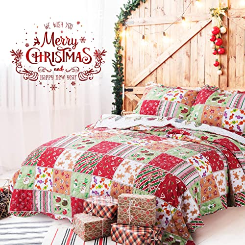 Twin Christmas Bedding Sets.Christmas Bedding Sets Amazon Com