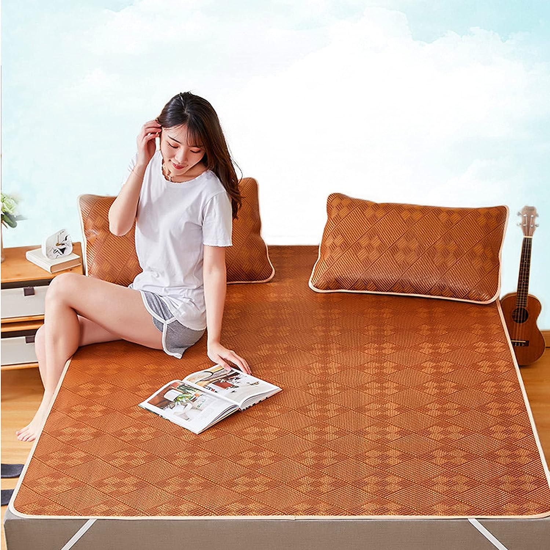 Max 59% OFF NiSotieb Summer Sleeping Rattan Pad Choice Cooling Mattress Topper