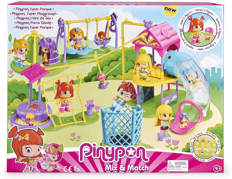 Famose Pinypon Playset, Mehrfarbig, 700015071