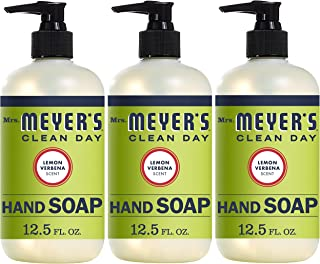 meyers basil soap