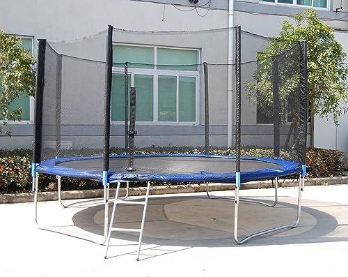 Linder trampoline de jardin xXL 4,30 m pour échelle 430 cm