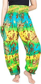 Best tie dye harem pants Reviews