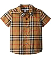Burberry Kids - Fred Short Sleeve Top (Infant/Toddler)