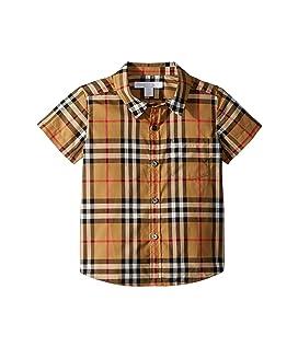 Fred Short Sleeve Top (Infant/Toddler)
