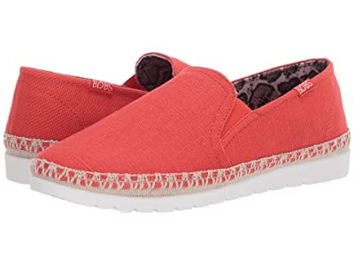 BOBS from SKECHERS Flexpadrille 3.0 (Coral) Women