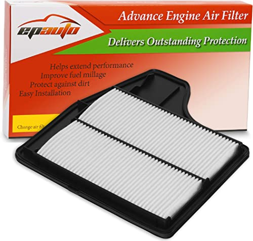 new arrival EPAuto GP450 (CA11450) Replacement popular for Nissan Extra Guard Rigid Panel Air Filter online sale for Altima L4 Sedan (2013-2018) sale