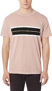Camiseta Stone Long Listras, Osklen, Masculino, ,
