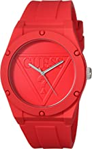 GUESS Iconic Silicone Sport Watch