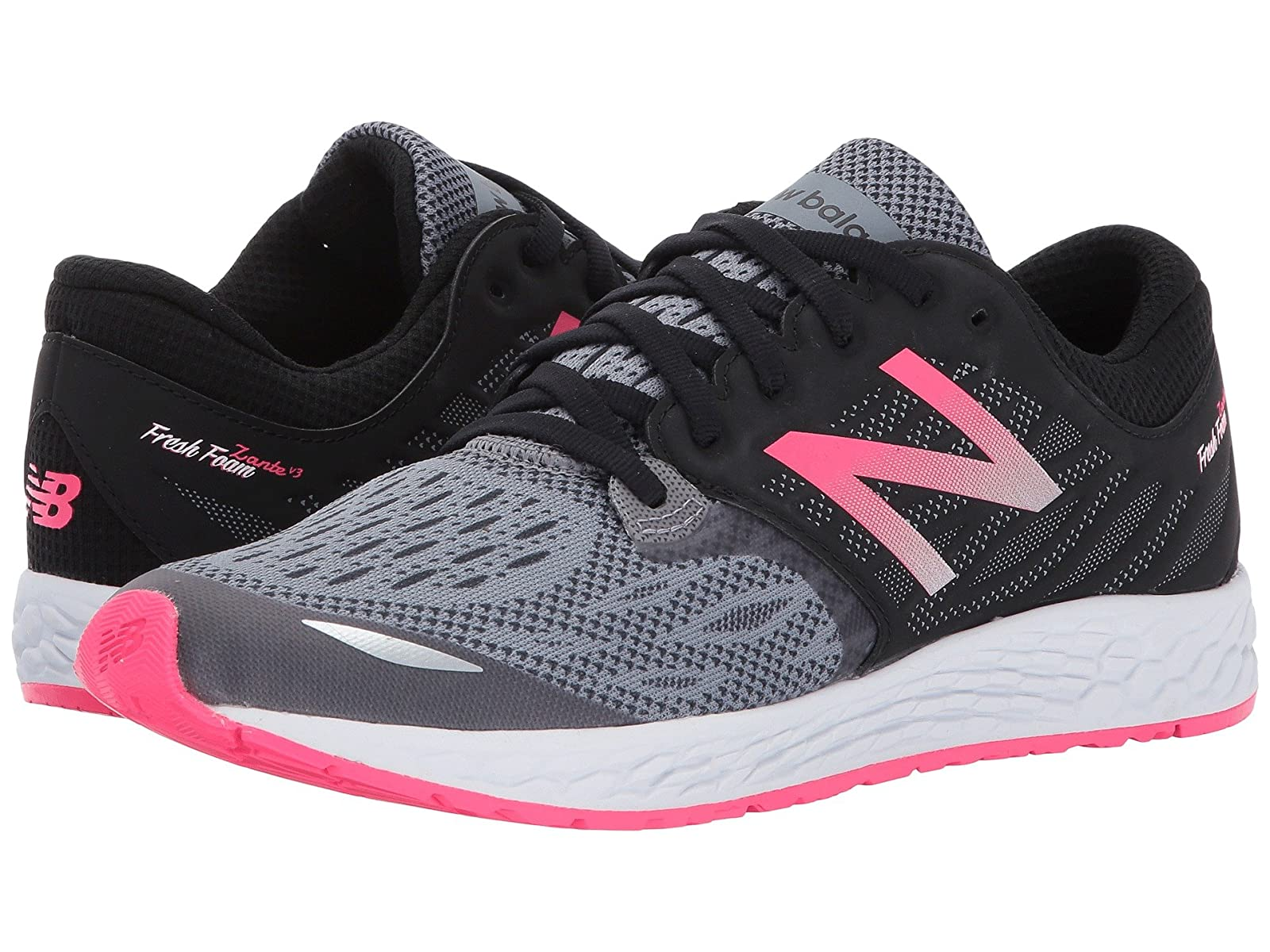 New Balance Kids Fresh Foam Zante v3 (Big Kid)Cheap and distinctive eye-catching shoes