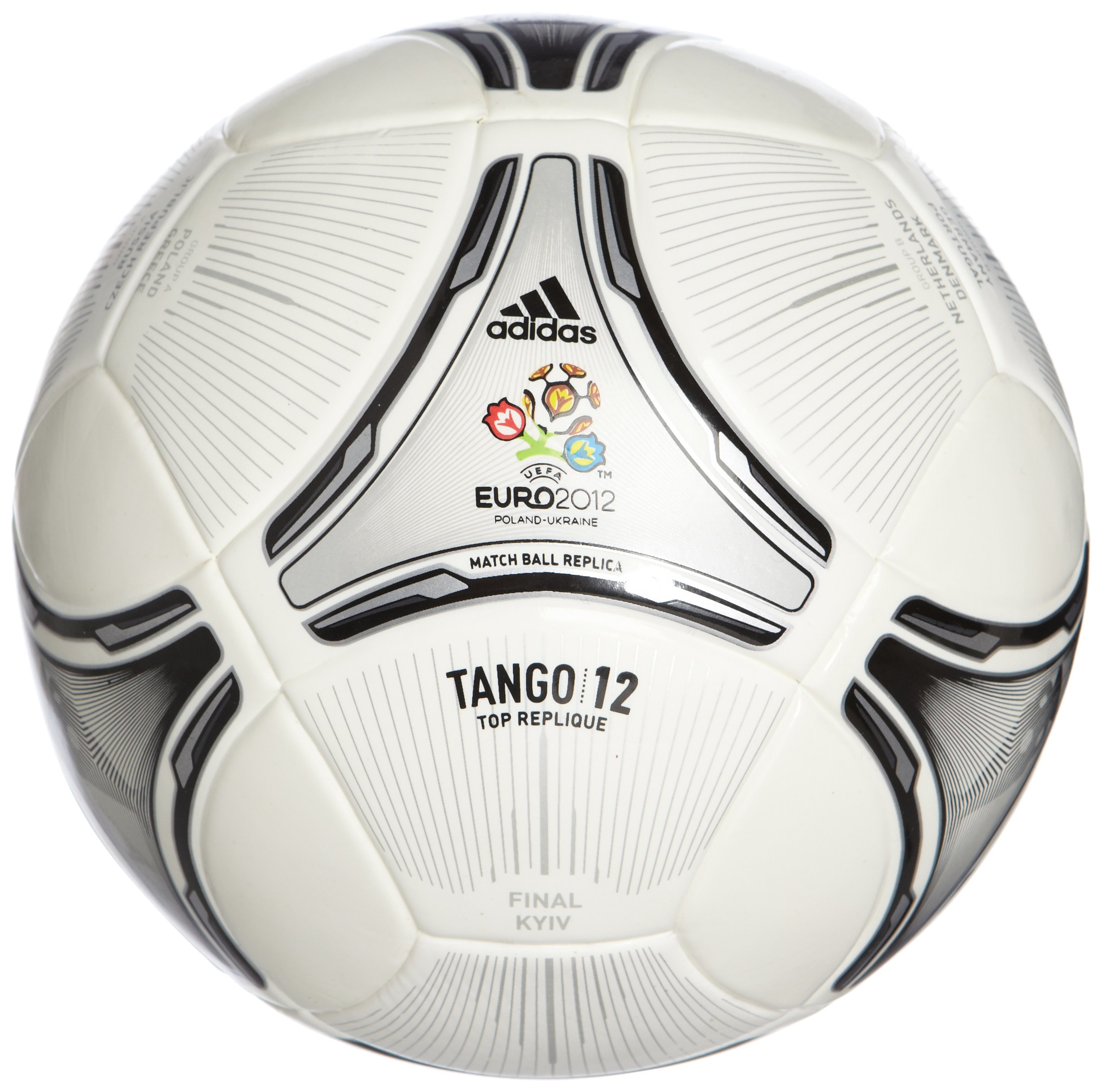 adidas Tango 12 Finale Top Replique – Balón, 4: Amazon.es ...