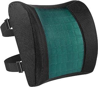 Amazon Basics Gel Enhanced Back Support Cushion